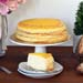 Tempting D24 Durian Crepe Cake