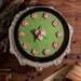 Tempting Green Tea Red Bean Cheesecake