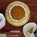 Tempting Pandan Kaya Crepe Cake