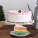 Yummy Rainbow Cake