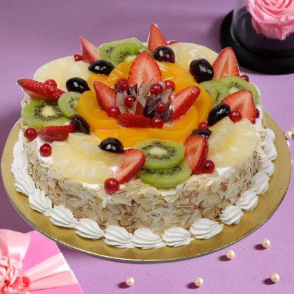 Florida Fruit Cake