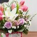 Pastel Flowers Arrangement
