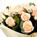 20 Peach Love Roses Bouquet
