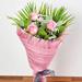 Magnificent Pink Rose Bouquet