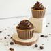 Molten Chocolate Cupcakes 6 Pcs