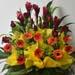 Grand Operning Flower Stand