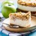 Apple Crumble Cheesecake
