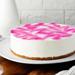 Sweet Roselle Ruby Cheesecake