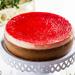 Tempting Strawberry Cheesecake