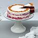 Classic Red Velvet Peanut Butter Cake
