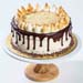Belgium Chocolate S mores Cake 8 inches