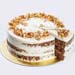 Carrot Walnut Cake 8 inches
