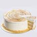Citrus Meringue Swirl Cake 5 inches