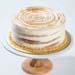 Citrus Meringue Swirl Cake 8 inches