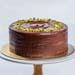 Dark Chocolate Pistachio Cake 8 inches