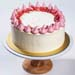 Raspberry Lychee Rose Cake 8 inches