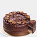 Roasted Chocolate Banana Cake 8 inches