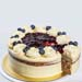 Summer Blueberry Maple Cake 5 inches