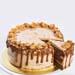 Thai Milk Tea Fudge Cake 5 inches