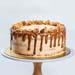Thai Milk Tea Fudge Cake 8 inches
