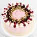 Toasty Pistachio Berry Cake 8 inches