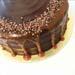 Valrhona Chocolate Salted Caramel Cake 8 inches