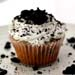 Oreo Cheese Cupcakes- 12 Pcs