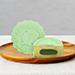 Jasmine Green Tea Truffle Yolk Mooncakes- 2 Pcs