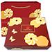 Jasmine Green Tea Truffle Yolk Mooncakes- 4 Pcs