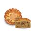 Mixed Nuts Bake Skin Mooncakes- 4 Pcs