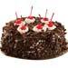 Black Forest Cake 1kg Non Alcohol