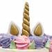 Chocolate Unicorn Birthday Cake 500g