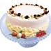 Lychee Martini Cake 500gm Alcohol