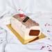 Biscoff Speculoos Log Cake