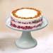 Delicious Red Velvet Peanut Butter Cake