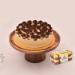 Irresistible Tiramisu Cake With 16 Pcs Ferrero Rocher