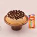 Irresistible Tiramisu Cake With Birthday Candles