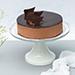 Irresistible Crusty Chocolate Cake