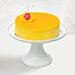 Tangy Mango Mousse Cream Cake